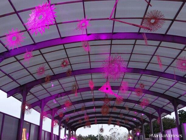 Festival de la Identidad (Totonaca). Cumbre Tajín. Papantla, Veracruz México.