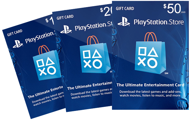 Do you love PlayStation Store? Do you Need FREE PlayStation Gift ...