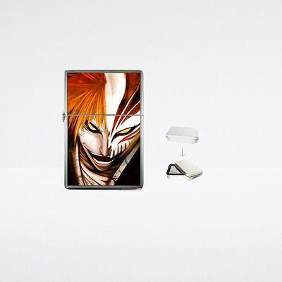 Bleach inspired ichigo kurosaki hollow form zip lighter - $14.99