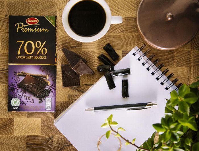 Uutuus tulossa! Mababou Premium Cocoa Salty Liquorice!