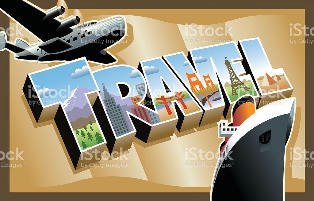 media.istockphoto.com vectors vintage-american-travel-postcard-vector-id472275437