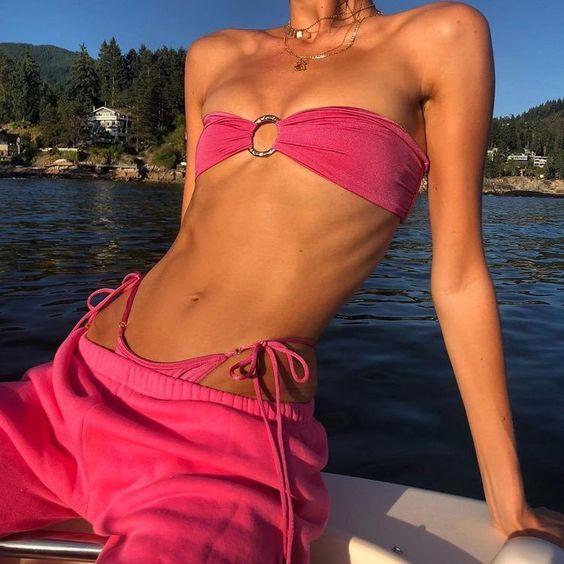 pinterest ✩@ashleyriako #summerswimwear