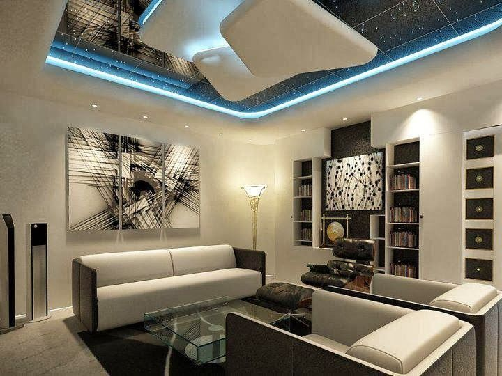 Best Modern False ceiling designs for living room interior designs ...
