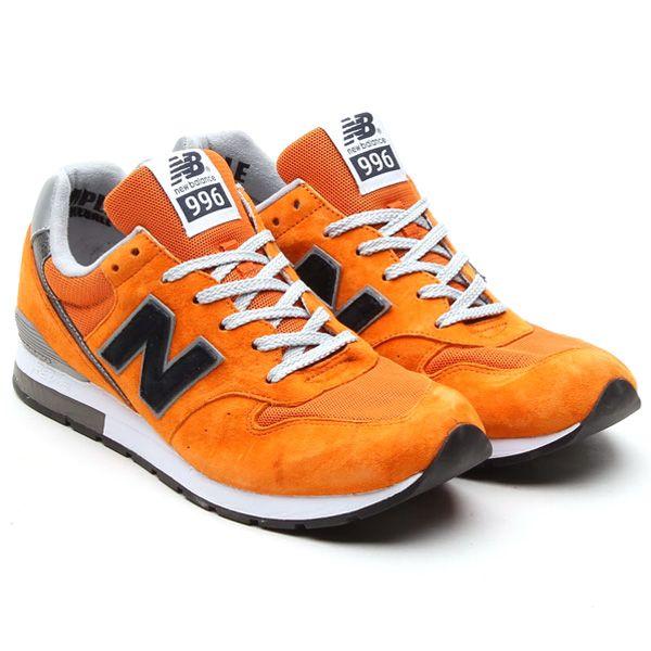 outlet store a6c9c 0929d new balance 996 orange