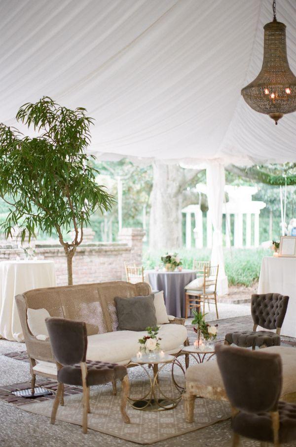 Lovely Isabelle U0026 Brentu0027s Wedding Reception At The William Aiken House In  Charleston, South Carolina |