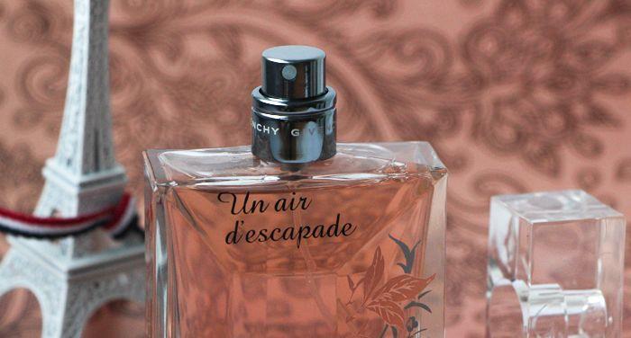 Perfume Givenchy un air d'escapade (3)