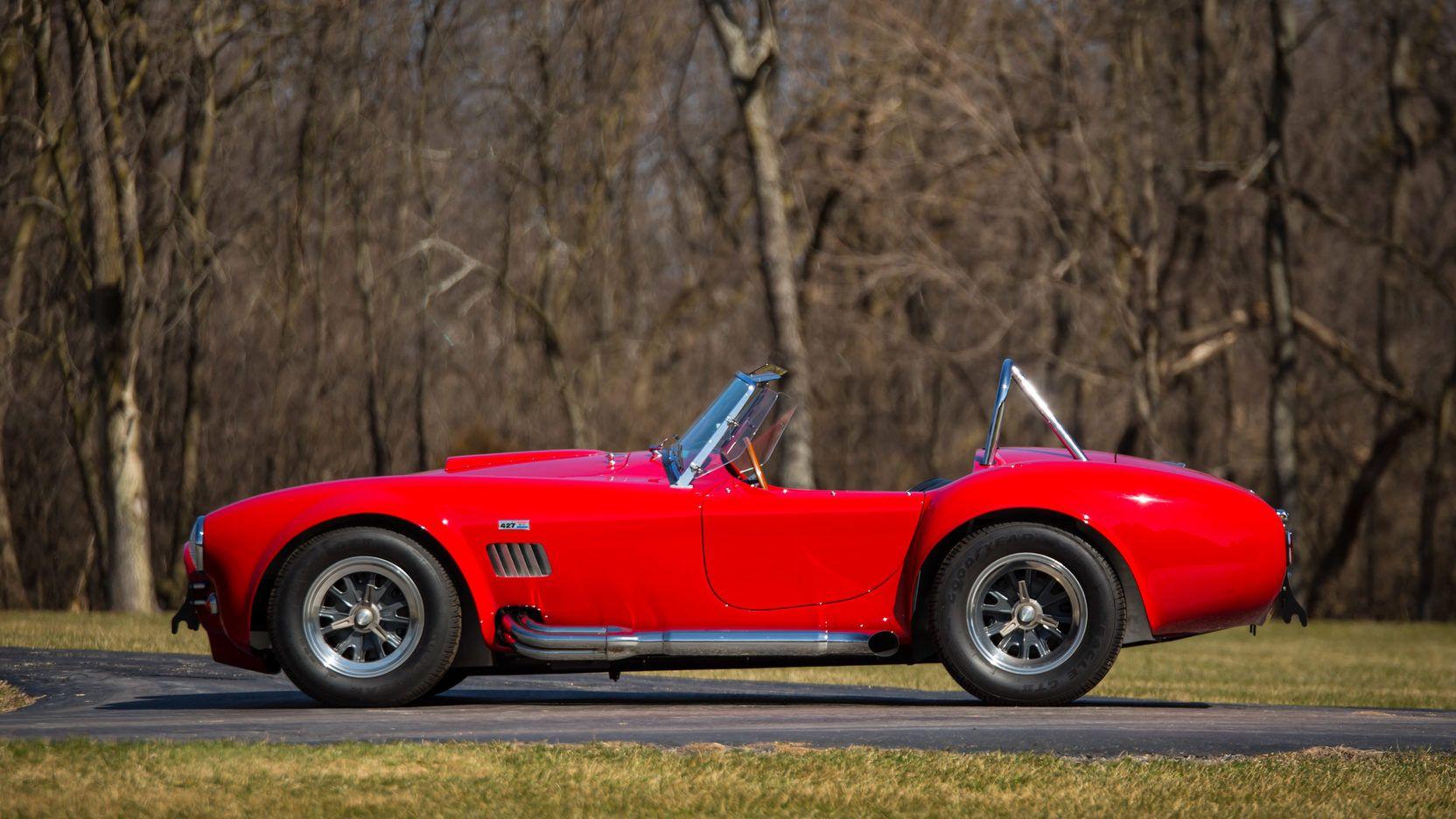 1965 shelby cobra csx4000 series csx4218 427 ci 4 speed