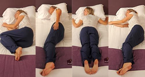 Chorégraphie du sommeil