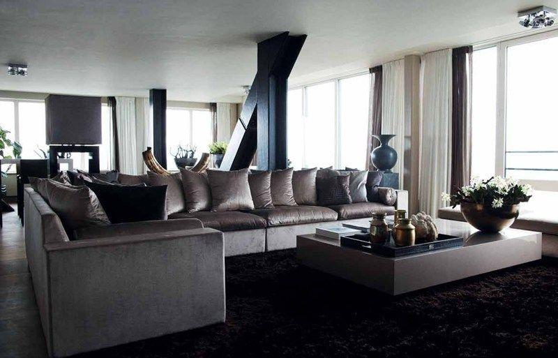 Project Woonkamer van Eric Kuster onder woonkamer meubilair voor u ...