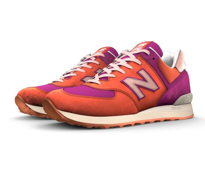 New Balance Custom 574 Men's & Women's Explore Shoes - (US574-BLANK) aMxQnpPaCR