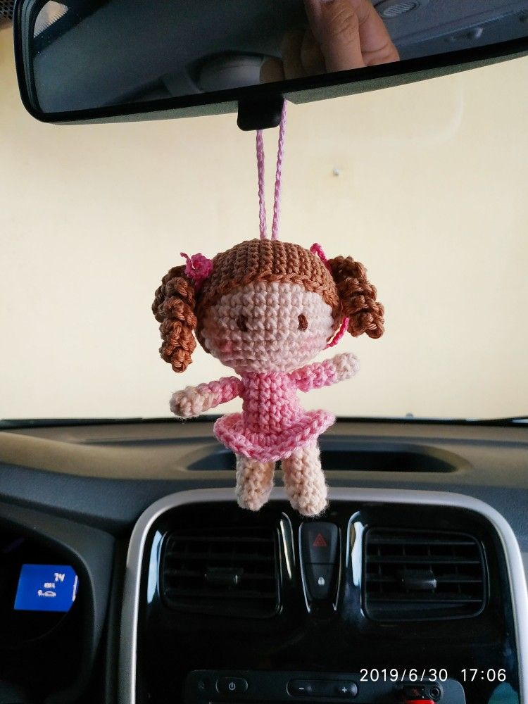 Bambola Amigurumi Uncinetto Tutorial -Muñeca Crochet -Doll Crochet ... | 1000x750