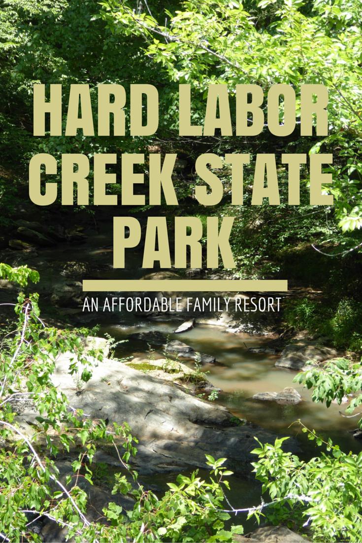 Hard Labor Creek State Park An Affordable Family Resort State Parks Family Resorts Georgia State Parks