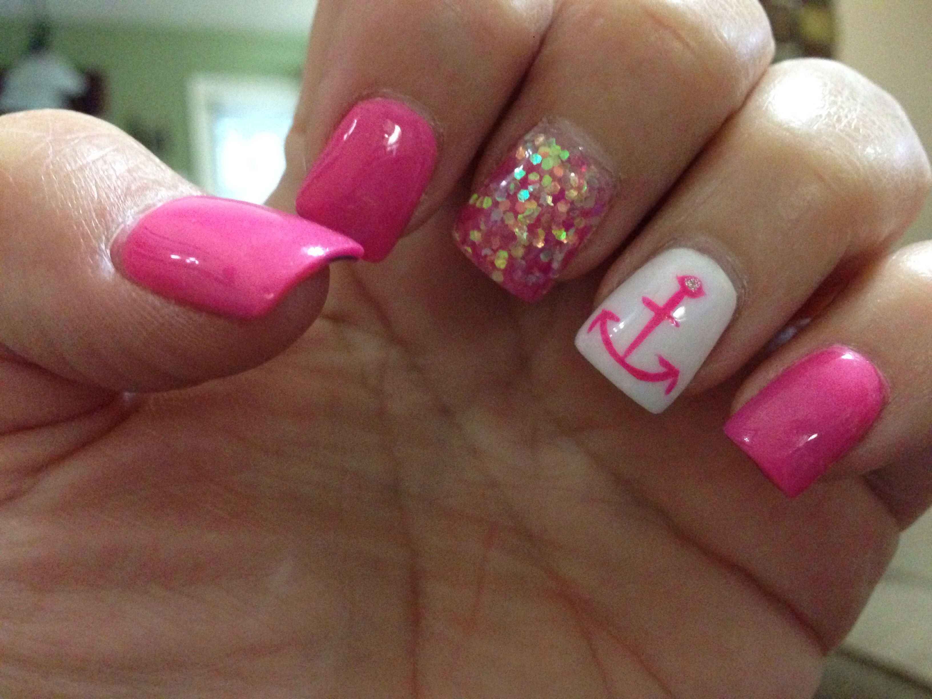 cruise nails cute