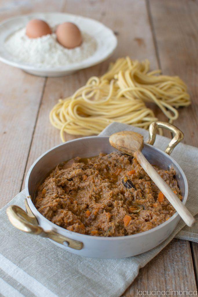 BIGOLI CON SUGO D\'ANATRA | La Cucina di Monica | mantova | Pinterest ...