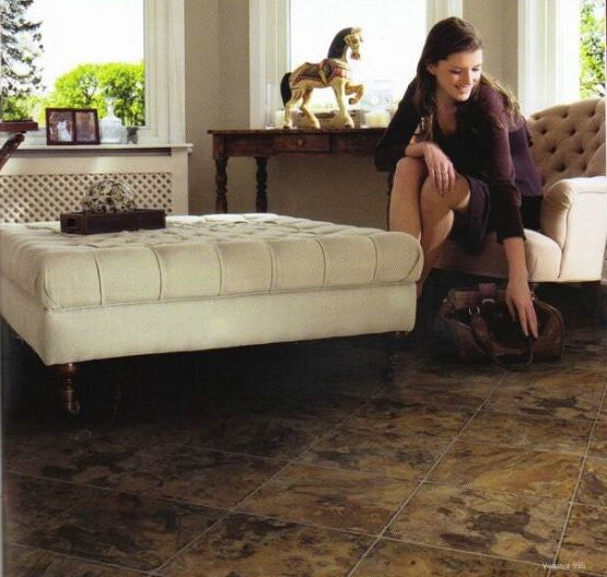Luxury Vinyl Tile floor designs | ... Flexitec Flooring for Our Rooms | Flooring Ideas | Floor Design Trends