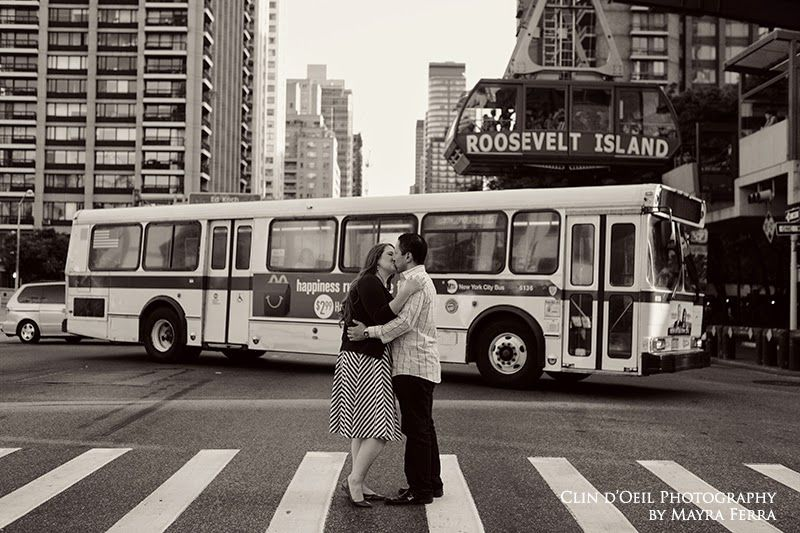 Lovers in NYC