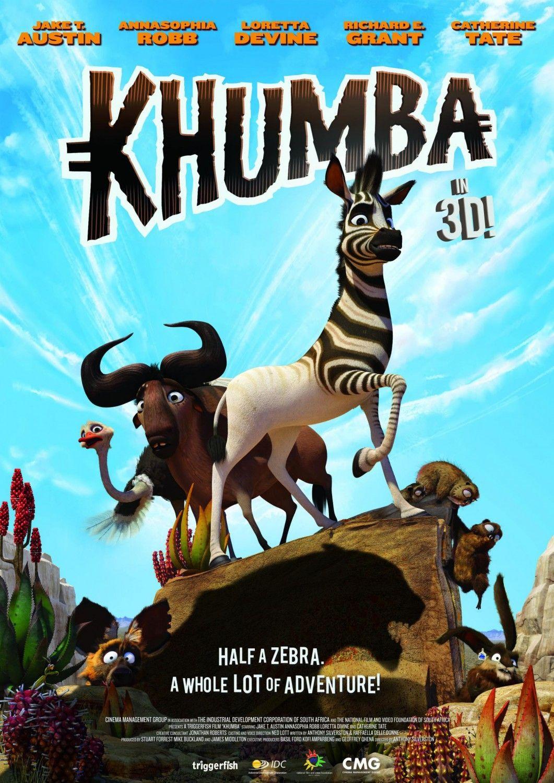 """KHUMBA"". (2013) Animated movie posters, Animation movie"