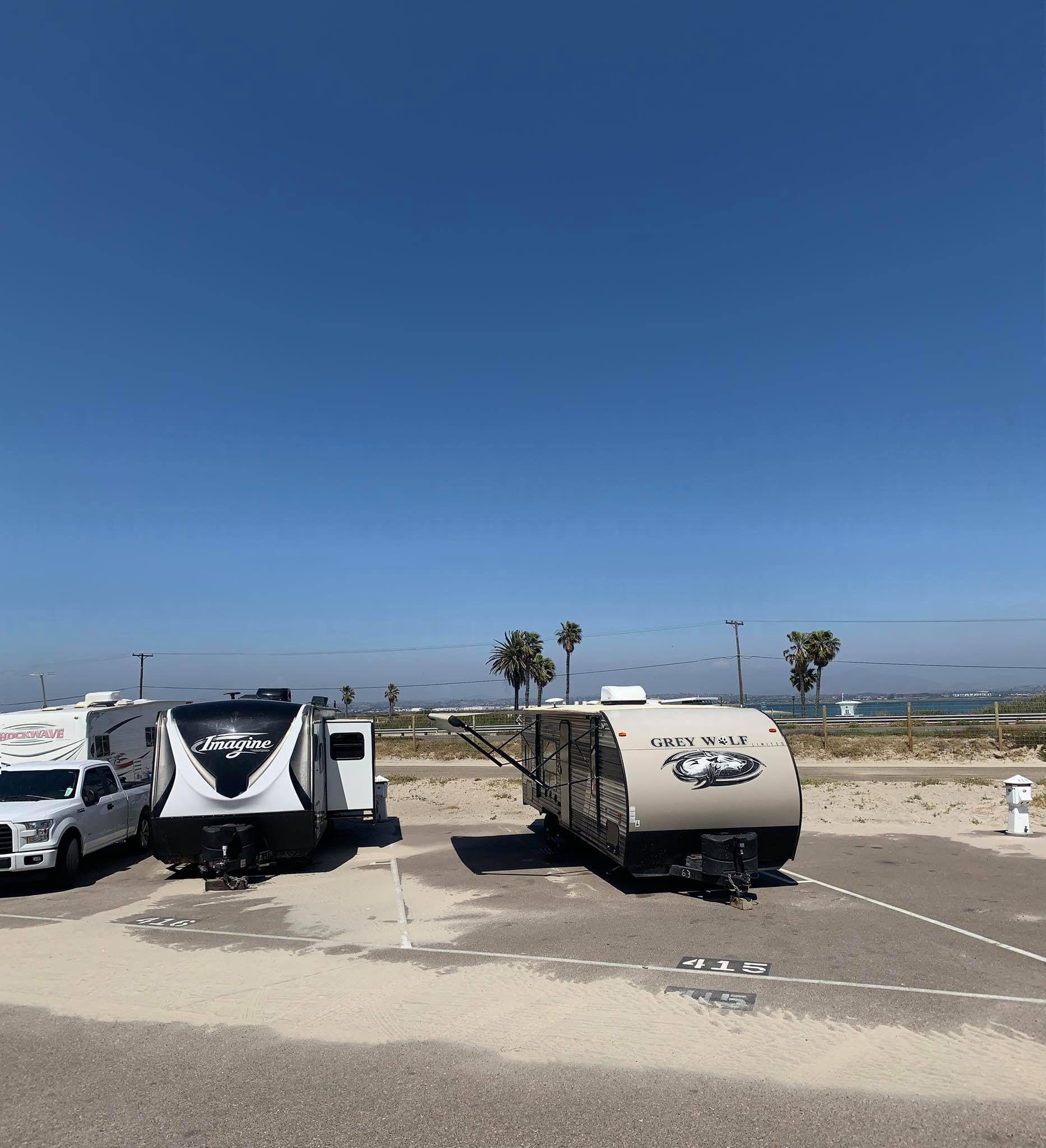 Beach front camping chula vista rv resort best