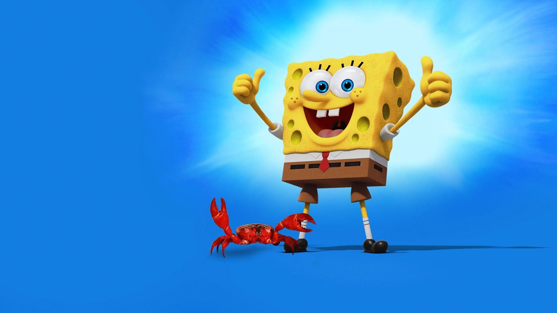 1920x1080 Windows Wallpaper The Spongebob Movie Sponge Out Of