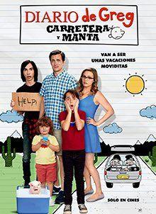 Pin De Maria Jose En Carteles De Cine Comedia En Espanol Peliculas En Linea Gratis El Diario De Greg