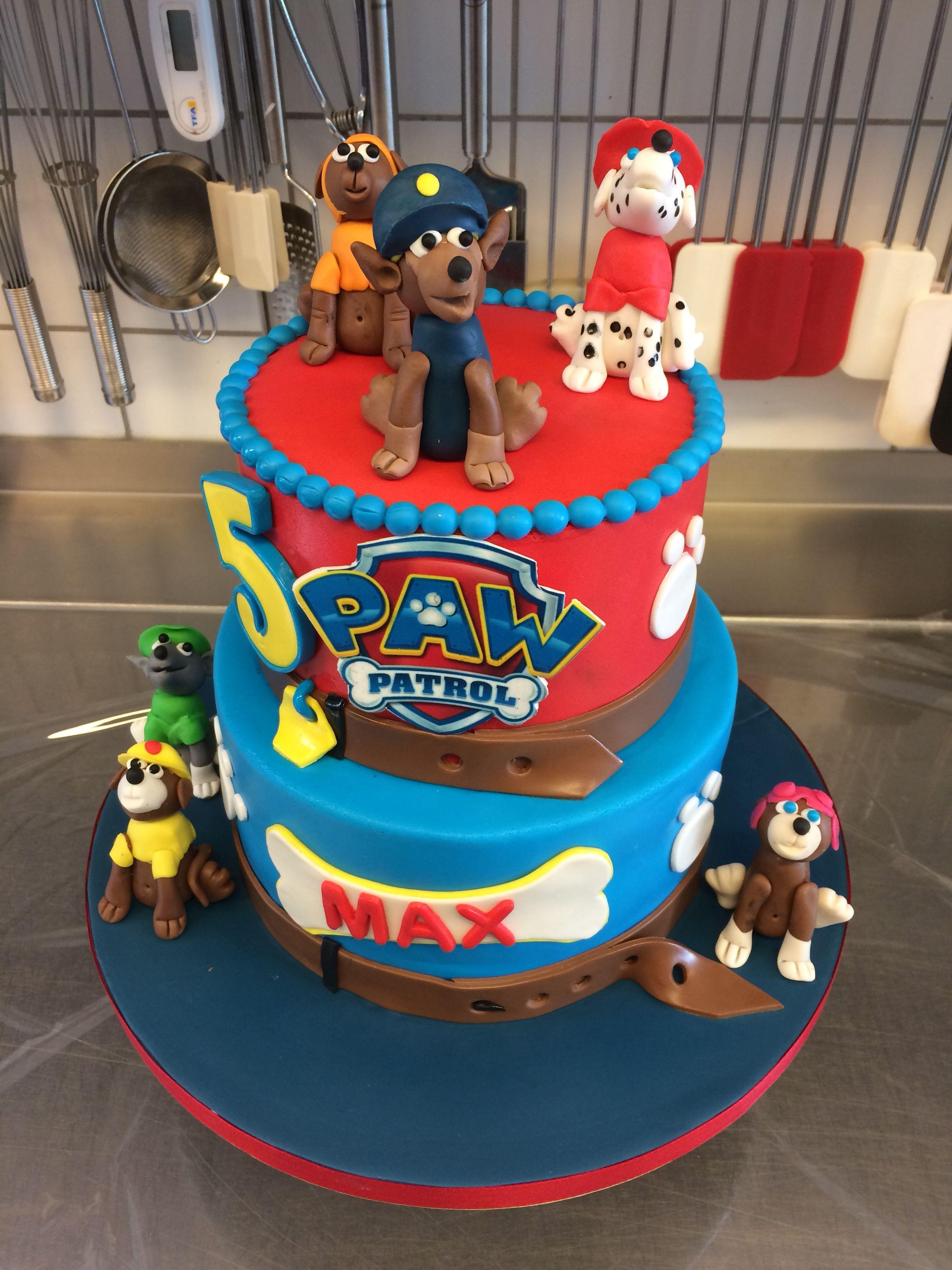 Paw Patrol Geburtstagstorte Geburtstagstorte Motivtorten Geburtstagskuchen