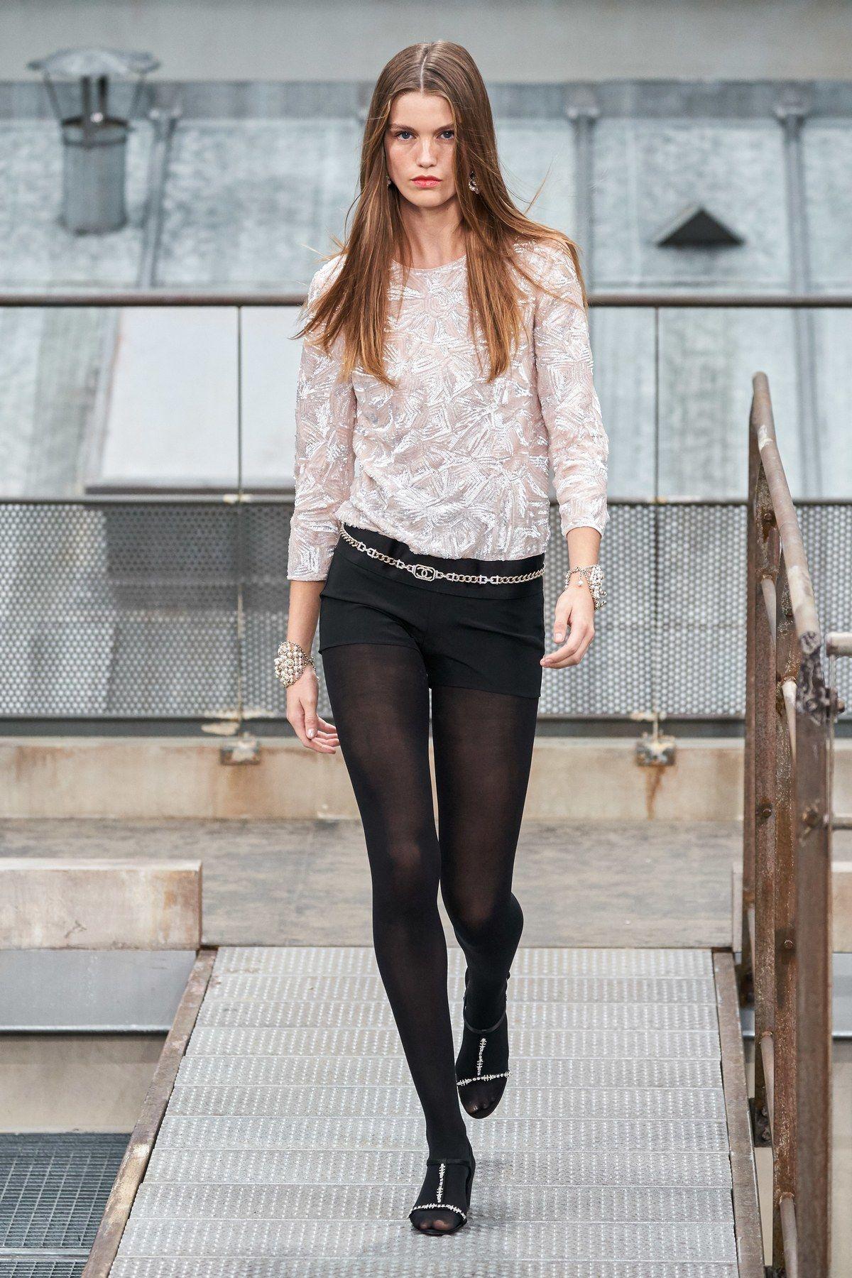 Chanel Spring 2020 ReadytoWear Fashion Show en 2020