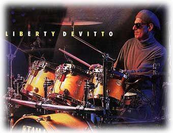 Drummerworld: Liberty De Vitto