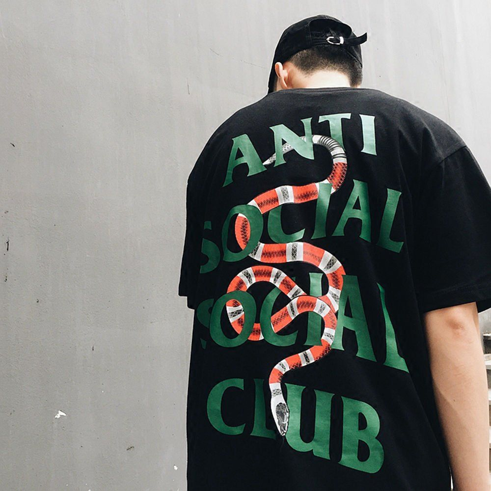 Hypedplug On Twitter Anti Social Social Club Anti Social Streetwear Tshirt