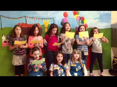 I Will Do My Best  Girl Scout Song Daisy Troop 11376  I FOUND MY GIRL SCOUT TROOP ON PINTEREST WHEN LOOKING FOR OTHER SONGS!  So funny!!