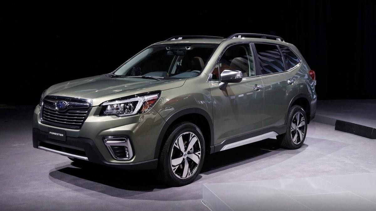 Chevrolet Forester An Enthusiast S Practical Off Roader