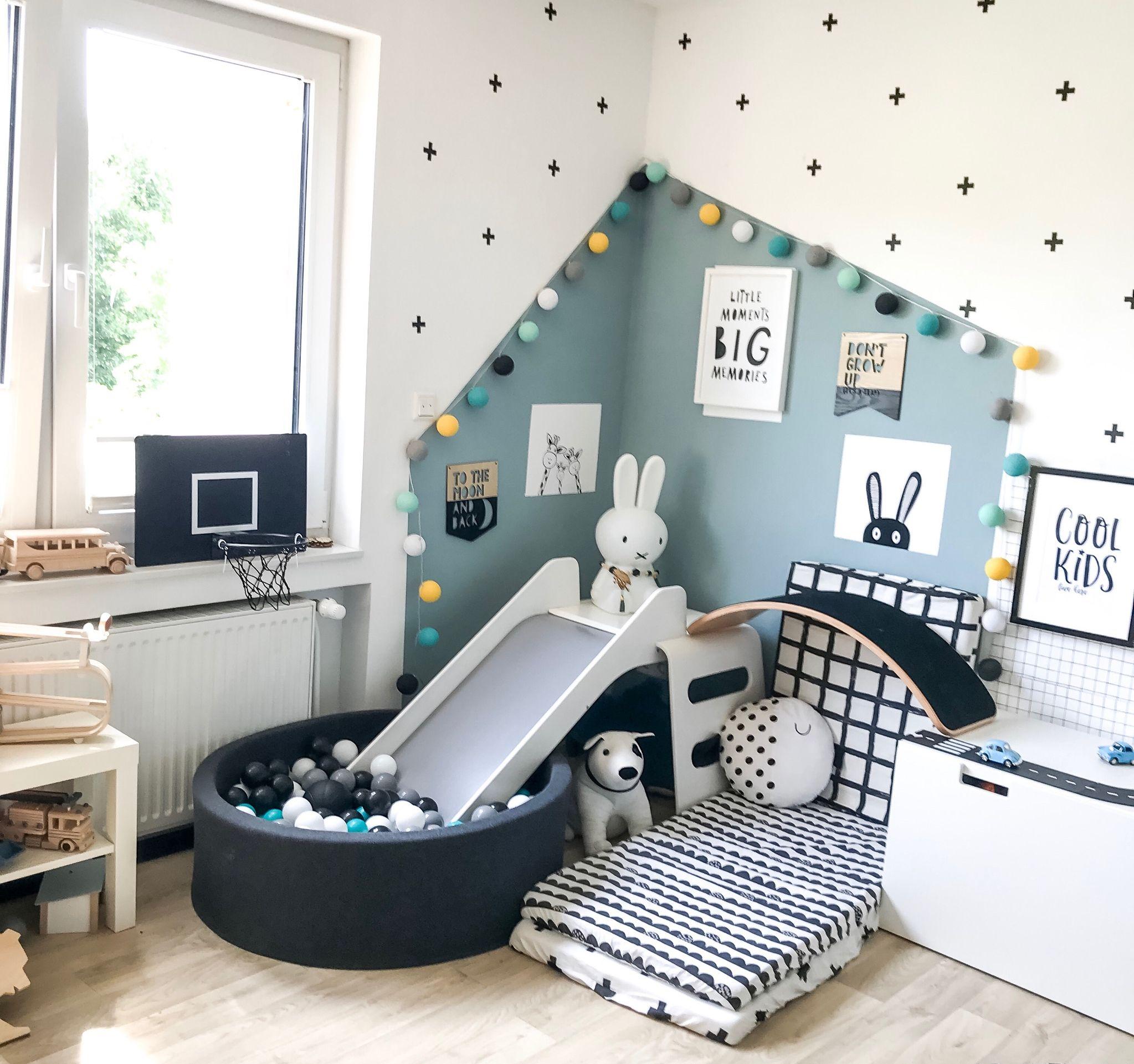 Çocuk Odaları için Yaratıcı Çözümler
