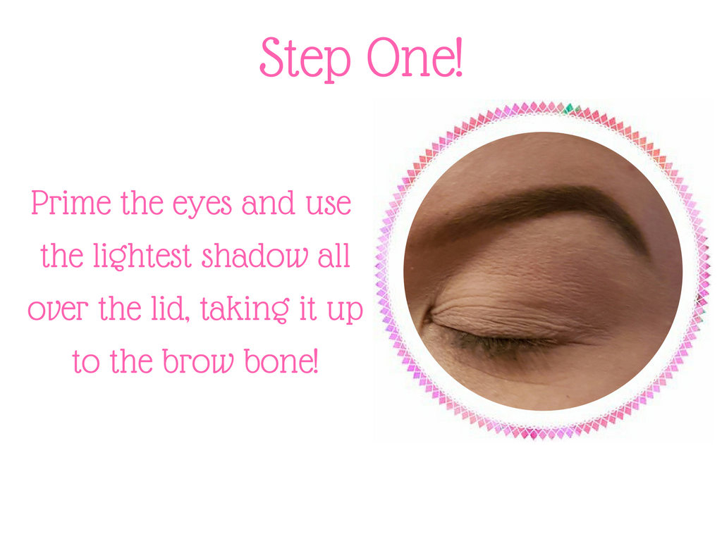 Everyday eyeshadow look on a budget!