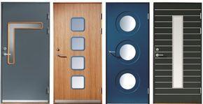 Contoh Model Pintu Rumah Minimalis Modern Rumah Minimalis Desain Rumah