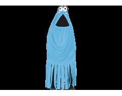 Disfraz monstruo azul adulto
