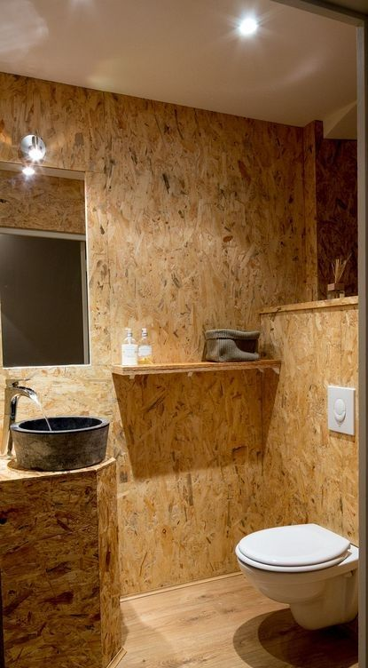 20 Plywood Furniture Designs For Small Bathroom łazienka