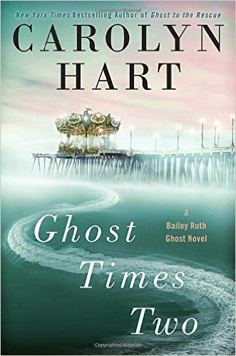 LARGE PRINT  Ghost Times Two (A Bailey Ruth Ghost Novel) (9780425283738): Carolyn Hart: Books