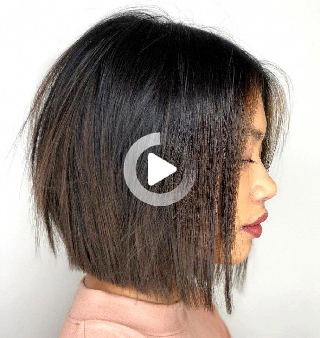 60 Coiffures De Bob Moyen Belles Et Pratiques Coupe De Cheveux Coupe De Cheveux Moyenne Cheveux De Bobs