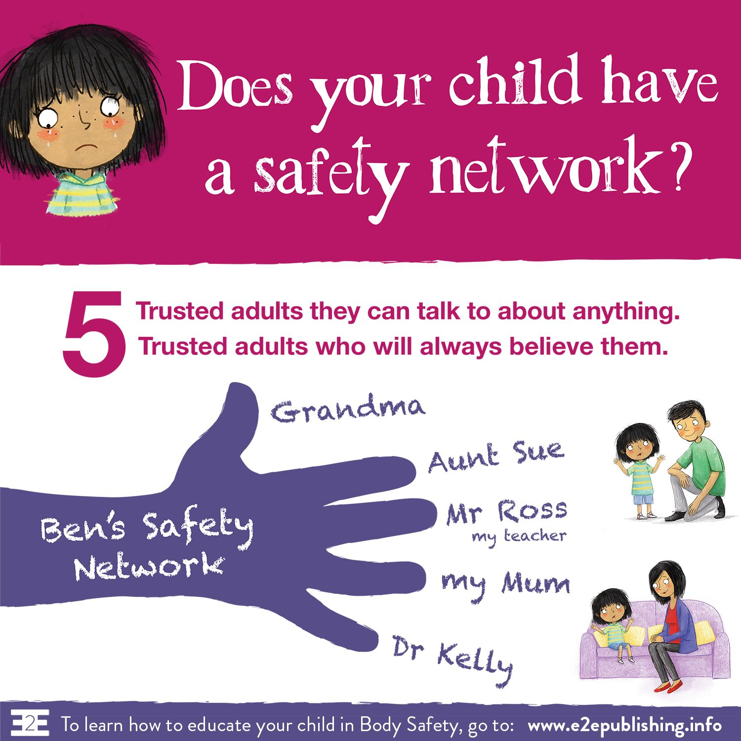 Photo of Create A Safety Network