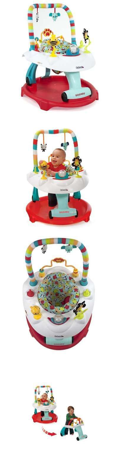 Walkers 134282: Kolcraft Baby Sit And Step 2-In-1 Activity Center And