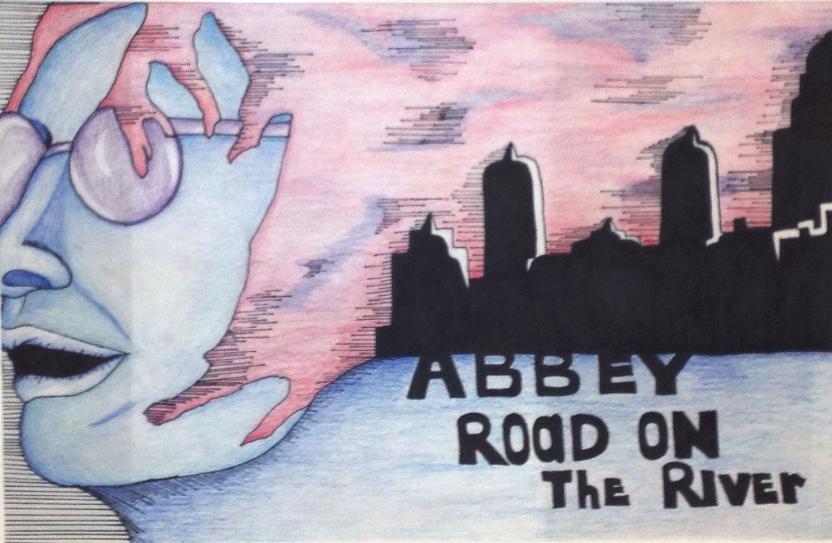 DuPont Manual poster contest - Abbey Road on the River