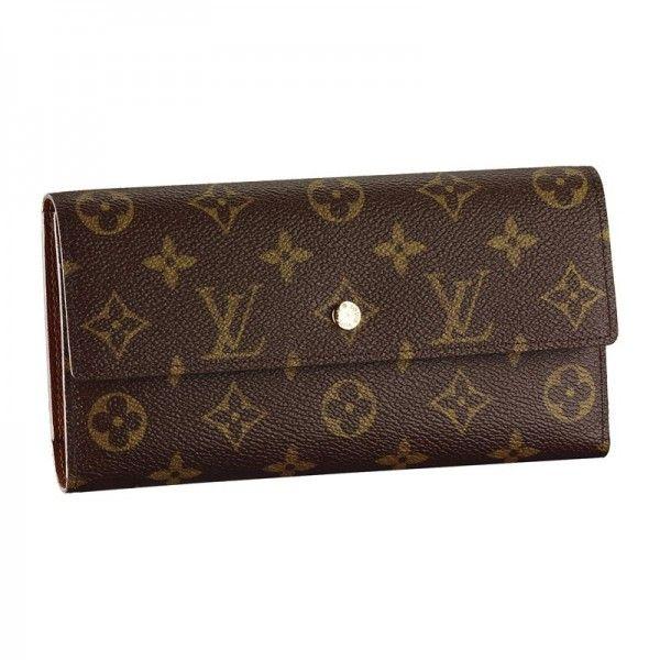 Louis Vuitton Monogram Wallet 3f4317e4c7f07