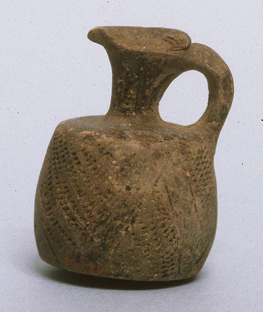 Jug Period Middle Kingdom Dynasty Dynasty 13 Possibly