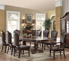 The Impressive Judith Dining Collection Features Carving Style