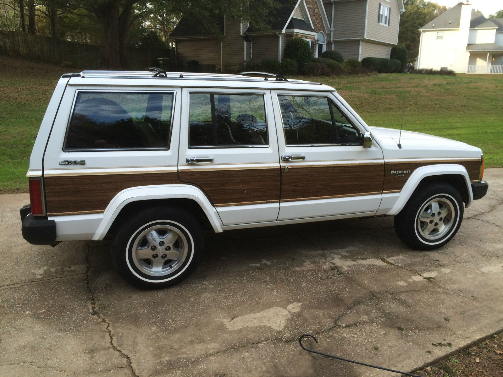 jeep : cherokee pioneer limited | cherokee, jeeps and jeep