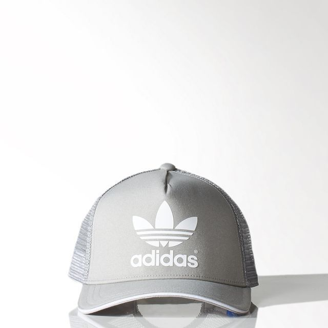 adidas Trucker Cap - Grey  bed36e06e22