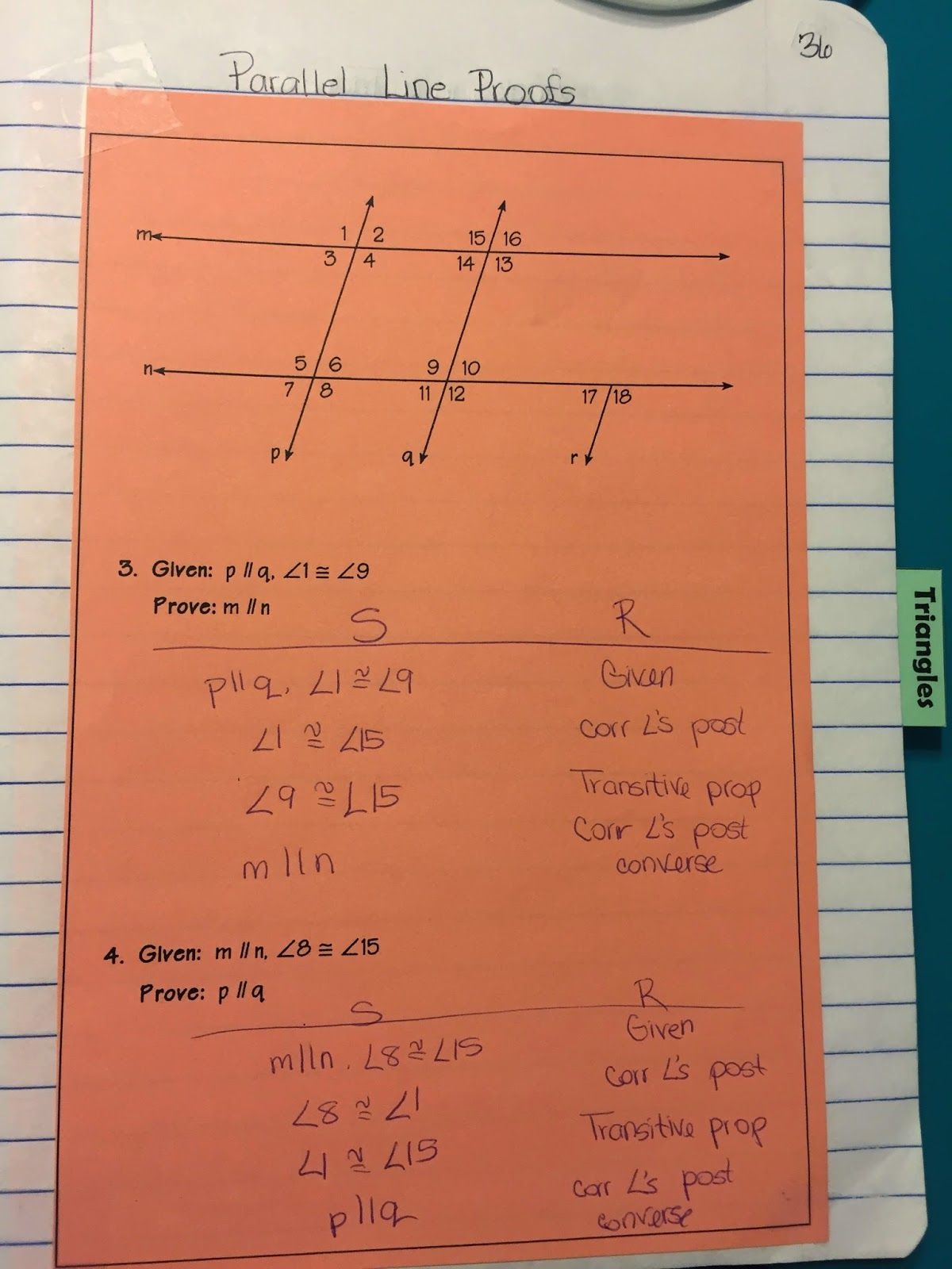 Misscalcul8 Geometry Lessons