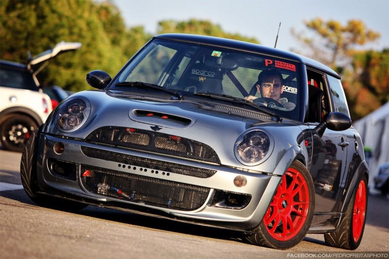 Ales old cooper s tuned by 1320mini a firm mt favorite for Accesorios mini clasico