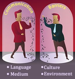 barriers of oral communication in workplace In verbal communication, an active dialogue is engaged with the use of words   take a few minutes to think about the barriers to effective communication in.