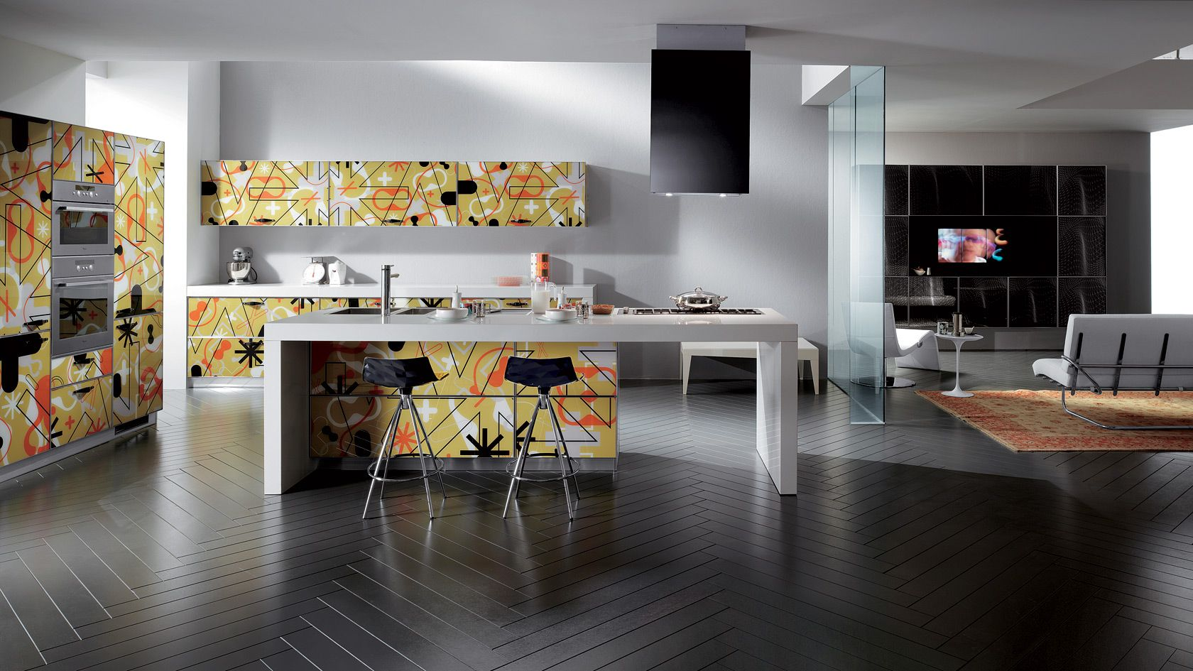 Cucina Crystal Scavolini | Dream Home | Pinterest | Cucina, Luxury ...