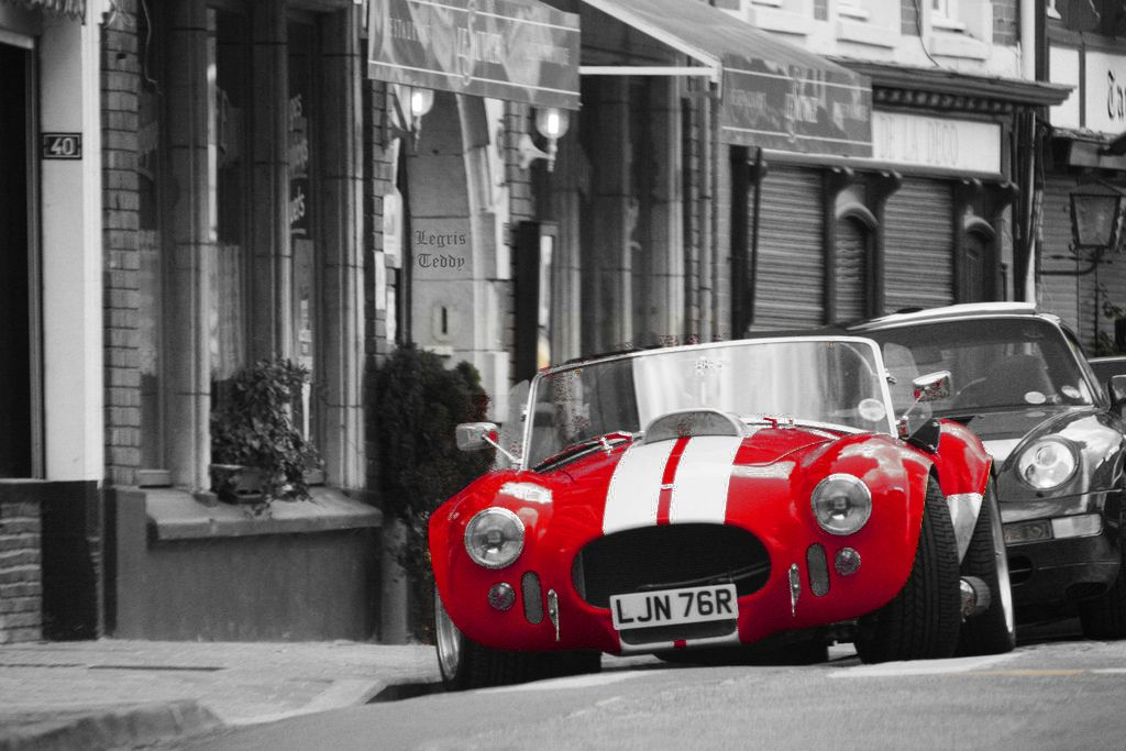 Shelby Cobra another dream car of mine